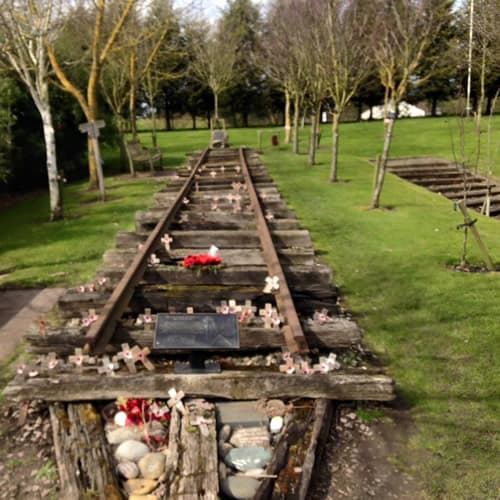 Burma Railway Memorial at NMA